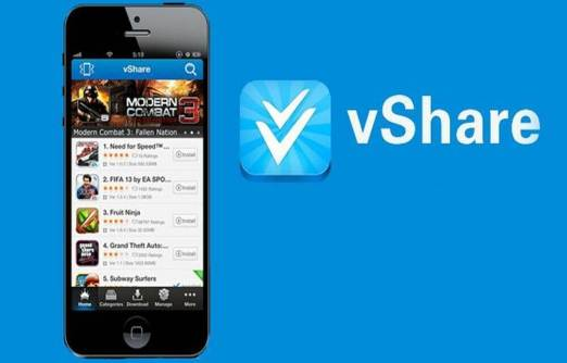 Download And Install vShare Apk On Android And iOS Devices!